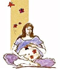 פרפרים בבטן  קורסי הכשרה מקצועית בגישת ׳לידה כמסע׳